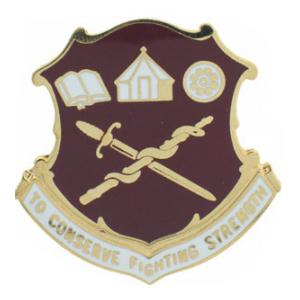Academy of Health and Science Distinctive Unit Insignia