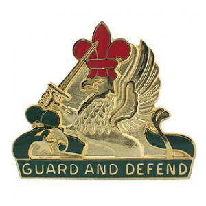 535th Military Police Brigade Distinctive Unit Insignia