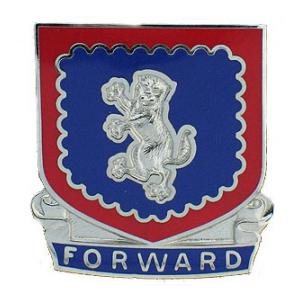 340th Regiment Distinctive Unit Insignia