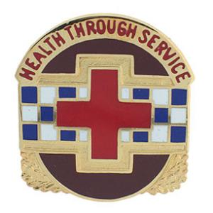 Medical - Fort Stewart Distinctive Unit Insignia