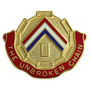 301st Area Support Group Distinctive Unit Insignia