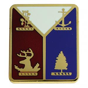 143rd Support Group Army National Guard CT Distinctive Unit Insignia