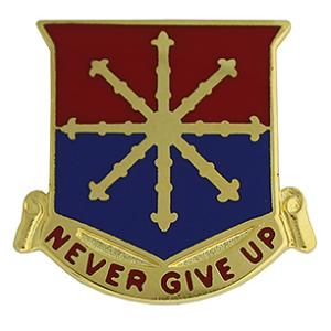 206th Field Artillery Distinctive Unit Insignia