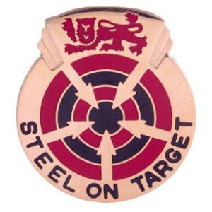 23rd Air Defense Artillery Distinctive Unit Insignia