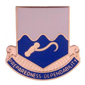 11th Transportation Battalion Distinctive Unit Insignia