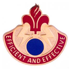 79th Ordnance Battalion Distinctive Unit Insignia