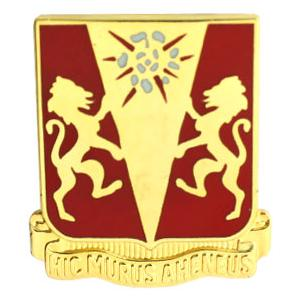 86th Field Artillery Distinctive Unit Insignia