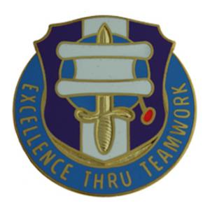 448th Civil Affairs Battalion Distinctive Unit Insignia
