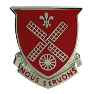 52nd Engineer Battalion Distinctive Unit Insignia
