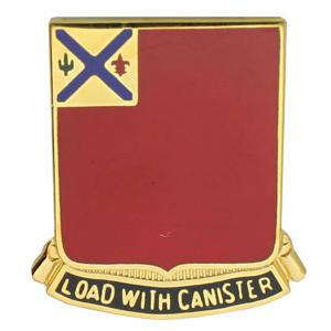 172nd Field Artillery Army National Guard NH Distinctive Unit Insignia