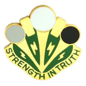 16th Psychological Operations Battalion Distinctive Unit Insignia