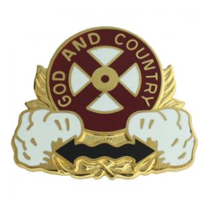 1103rd Transportation Battalion Distinctive Unit Insignia