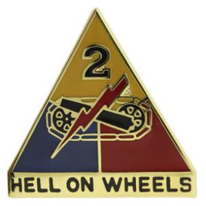 2nd Armored Division Distinctive Unit Insignia