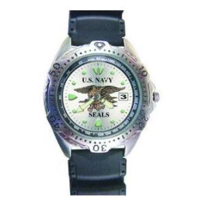 RAM Diver Watch with Date Display (Navy Seal)