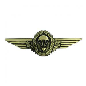 German Parachutist Wings (Gold and Black)
