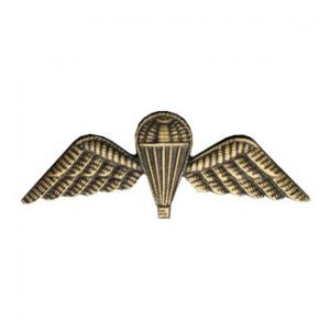 British Parachutist Wing (Bronze Ox)