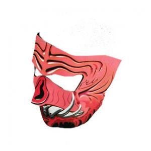Neoprene Face Mask (Pig)