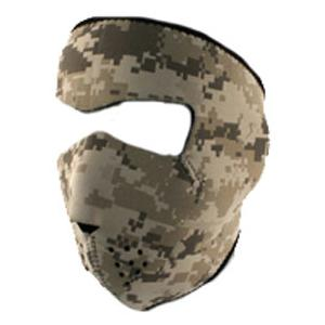 Neoprene Face Mask (Desert Digital Camo)