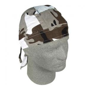 Urban Camouflage Headwrap