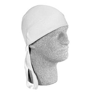 White Cool Max Headwrap
