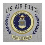 Air Force Logo T-Shirt