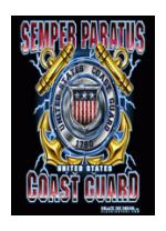 Coast Guard T-Shirts