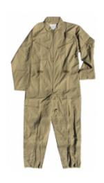 Air Force Style Flight Suit (Tan)