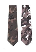 Camouflage Ties