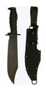 Spec-Plus Marine Raider Bowie Knife