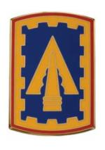 108th Air Defense Artillery Brigade Combat Service I.D. Badge