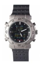 5.11 Tactical  HRT Titanium Watch