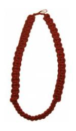 Shoulder Cord (Maroon)