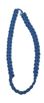Shoulder Cord (Medium Blue)