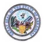 Arkansas State Seal Patch