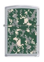 Army Digital Zippo Lighter