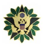 Army General Staff Identification Badge