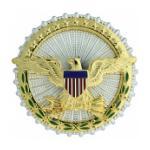 Office of the Secretary of Defense ID Badge (Mirror Finish)