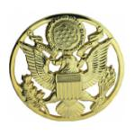 Air Force Enlisted Cap Badge (Female)