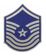 Air Force Rank (Old Style) E-7 Senior Master Sergeant