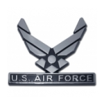 Air Force New Logo Automobile Emblem