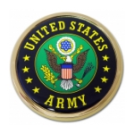 Army Automobile Emblem
