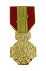 Republic Of Vietnam Gallantry Cross (Hat Pin)
