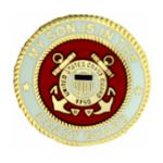 My Son Is In The Coast Guard Pin