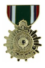 Kuwait Liberation Medal (Saudi Arabia) US Made