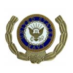 US Navy Wreath Pin