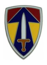 2nd Field Force Vietnam Pin