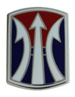 11th Infantry Brigade Pin