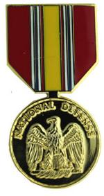 National Defense Service (Hat Pin)