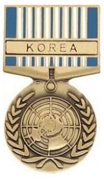 United Nations Korean Service (Hat Pin)