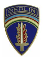 Army Berlin Pin